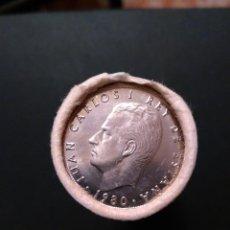 Monedas Juan Carlos I: CARTUCHO DE 40 MONEDAS DE 50 PESETAS DE 1980 *80 SC. Lote 102843863