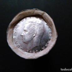 Monedas Juan Carlos I: CARTUCHO DE 40 MONEDAS DE 50 PESETAS DE 1980*82 RARO SC. Lote 102843923