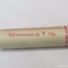 Monedas Juan Carlos I: 50 MONEDAS DE 1 PESETA DE 1980 (JUAN CARLOS I). Lote 105822755