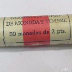 Monedas Juan Carlos I: 50 MONEDAS DE 2 PESETAS DE 1982 (JUAN CARLOS I). Lote 105822859