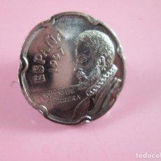Monedas Juan Carlos I: MONEDA-ESPAÑA-50 PESETAS-1997-JUAN DE HERRERA-MUY BUEN ESTADO-VER FOTOS.. Lote 106589643