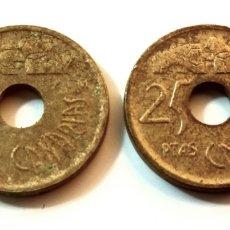 Monedas Juan Carlos I: MONEDA 25 PESETAS. Lote 106595378