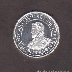 Monedas Juan Carlos I: MONEDAS-JUAN CARLOS I - 200 PESETAS 1990 - V CENTENARIO. Lote 106822975