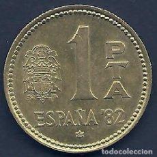 Monedas Juan Carlos I: ESPAÑA - 1 PESETA 1980*82 - S/C - VISITA MIS OTROS LOTES Y AHORRA GASTOS. Lote 108732959
