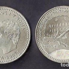 Monedas Juan Carlos I: 2007 TRATADO DE ROMA PIEZA 12 EUROS. Lote 111374159