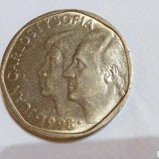 Monedas Juan Carlos I: MONEDA DE 500 PESETAS 1998. JUAN CARLOS I Y SOFÍA. ESPAÑA. Lote 112150334