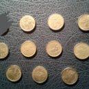 Monedas Juan Carlos I: 5 PESETAS JUAN CARLOS (PEQUEÑAS), 10 FECHAS DISTINTAS. Lote 112593698