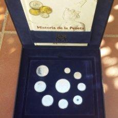 Monedas Juan Carlos I: LAS ULTIMAS MONEDAS DE PLATA - JUAN CARLOS I. Lote 113186527