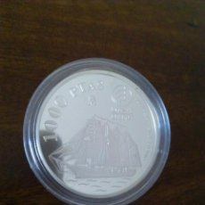 Monedas Juan Carlos I: 1.000 PESETAS EXPO 98 LISBOA. PLATA.. Lote 113210615