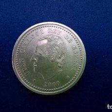 Monedas Juan Carlos I: MONEDA 2000 PTAS CARLOS V---V CENTENARIO. Lote 113918331