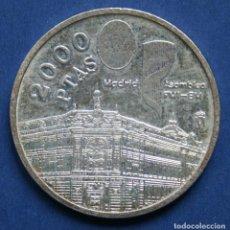 Monedas Juan Carlos I: 2000 PESETAS DE PLATA 1994. Lote 114700231