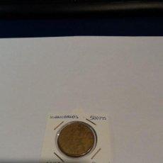 Monedas Juan Carlos I: MONEDA DE 500 PESETAS DE 1989 CONSERVACIÓN LA QUE SE APRECIA. Lote 115021943