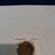 Monedas Juan Carlos I: MONEDA DE 500 PESETAS DE 1988 REGULAR CONSERVACIÓN. Lote 115022307