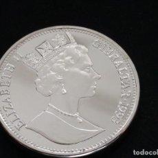 Monedas Juan Carlos I: GIBRALTAR-MONEDA- 14 ECU 1993 PLATA SC UNC ( F023 ). Lote 115356303