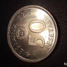 Monedas Juan Carlos I: MONEDA DE 50 PESETAS DE 1980 *19 81. SACADA DE CARTUCHO FNMT. JUAN CARLOS I. SIN CIRCULAR.. Lote 212583920