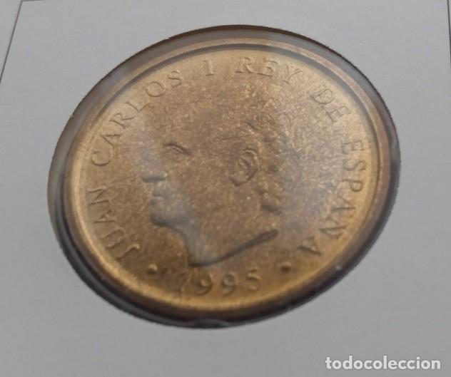 Monedas Juan Carlos I: BONITA MONEDA DE 100 PESETAS 1985 Y SELLO REY JUAN CARLOS I EN CARTA NUMISMATICA EDICION LIMITADA - Foto 4 - 117400583