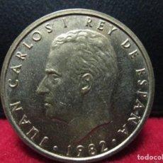 Monedas Juan Carlos I: 100 PESETAS 1982 JUAN CARLOS I BUENA CONSERVACION. Lote 117455783