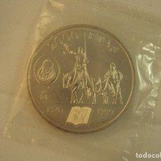Monedas Juan Carlos I: MONEDA 1997 - ESPAÑA - 2000 PESETAS - CERVANTES Y DON QUIJOTE - MONEDA PLATA, S/C. Lote 118597979
