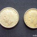 Monedas Juan Carlos I: DOS MONEDAS DE 100 PESETAS JUAN CARLOS I. Lote 119668927