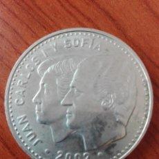 Monedas Juan Carlos I: 12 EUROS AÑO 2002. PLATA. Lote 121728839