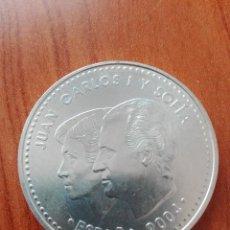 Monedas Juan Carlos I: 12 EUROS AÑO 2004. ISABEL I. PLATA. Lote 121729099