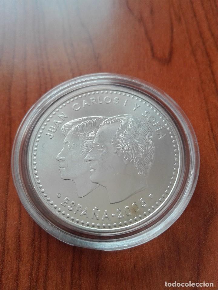 12 EUROS AÑO 2005. PLATA (Numismática - España Modernas y Contemporáneas - Juan Carlos I)