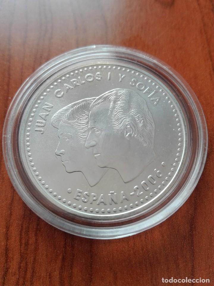 12 EUROS AÑO 2006. PLATA (Numismática - España Modernas y Contemporáneas - Juan Carlos I)