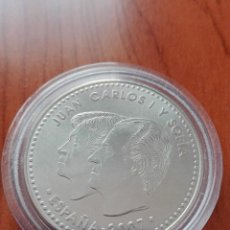 Monedas Juan Carlos I: 12 EUROS AÑO 2007. PLATA. Lote 121729931