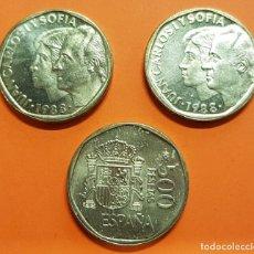 Monedas Juan Carlos I: NUMISMÁTICA BILBAO 500 PESETAS 1988 JUAN CARLOS I SIN CIRCULAR KM924 SC ESPAÑA LATON. Lote 122068259