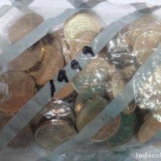 Monedas Juan Carlos I: BOLSA CON 50 MONEDAS DE 100 PESETAS DEL AÑO 1999 , SIN CIRCULAR , ORIGINALES , RB. Lote 123184095