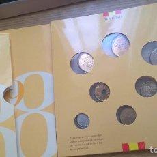 Monedas Juan Carlos I: COLECCIÓN DE MONEDAS ESPAÑOLAS DE CURSO LEGAL NO CIRCULADAS 1998. Lote 123521723
