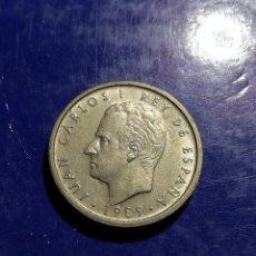 Monedas Juan Carlos I: 100 PESETAS DE 1989 VARIANTE FLOR DE LIS HACIA EL ANVERSO S/C. Lote 124459951