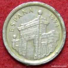 Monedas Juan Carlos I: 1994 - ESPAÑA - SPAIN - 5 PESETAS - KRAUSE KM# 931 - ARAGON. Lote 125881143