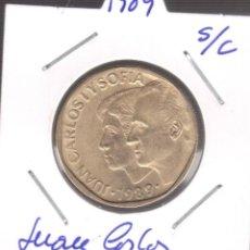 Monedas Juan Carlos I: 500 PESETAS DE JUAN CARLOS I AÑO 1989 LA QUE VES S/C. Lote 126286875