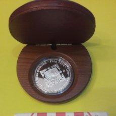 Monedas Juan Carlos I: 1999 2000 PTAS 750 ANIVERSARIO GOBIERNO MUNICIPAL BARCELONA. Lote 126479659