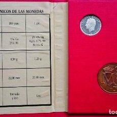 Monedas Juan Carlos I: EXPOSICIÓN NUMISMÁTICA DE 1987. CARTERA JUAN CARLOS I PROOF CARTERA E-87. Lote 128057671