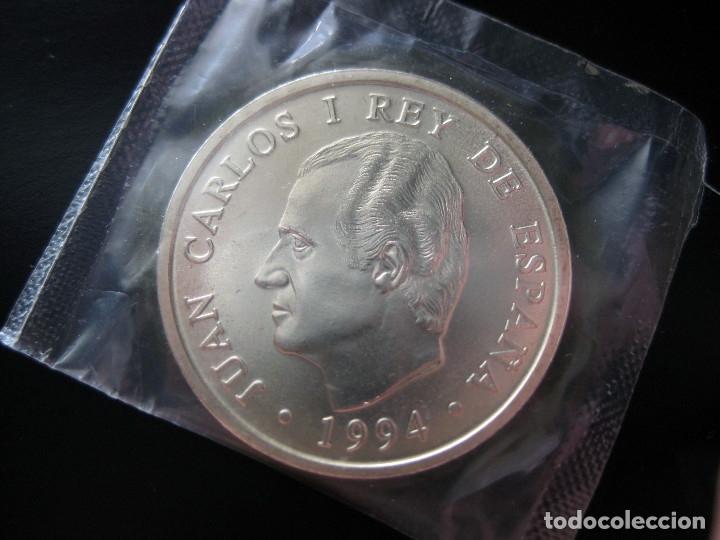 Monedas Juan Carlos I: 1994 - ESPAÑA - 2000 PESETAS - MONEDA PLATA JUAN CARLOS I (Sin circular) UNC - Foto 3 - 95157339