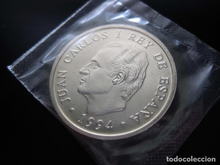 Monedas Juan Carlos I: 1994 - ESPAÑA - 2000 PESETAS - MONEDA PLATA JUAN CARLOS I (Sin circular) UNC - Foto 6 - 95157339