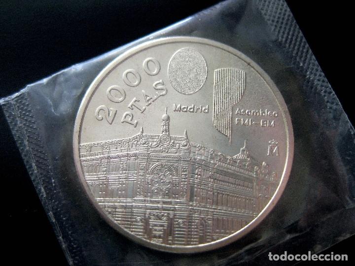 Monedas Juan Carlos I: 1994 - ESPAÑA - 2000 PESETAS - MONEDA PLATA JUAN CARLOS I (Sin circular) UNC - Foto 7 - 95157339