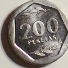Monedas Juan Carlos I: MONEDA DE ESPAÑA. JUAN CARLOS I. AÑO 1986. 200 PESETAS. SIN CIRCULAR. Lote 130374210