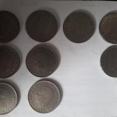 Monedas Juan Carlos I: 9 MONEDAS 25 PTAS ESPAÑA 82. Lote 130982141