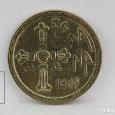 Monedas Juan Carlos I: MONEDA JUAN CARLOS I - 5 PESETAS 1995 / VARIANTE CANTO ANCHO - ASTURIAS - CONSERVACIÓN MBC. Lote 131233143