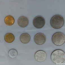 Monedas Juan Carlos I: LOTE MONEDAS DE ESPAÑA 1982. Lote 134303923