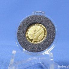 Monedas Juan Carlos I: ESPAÑA 20 EUROS 2011 ADHESION UE 1´24 GR ORO 999MM. Lote 135890374