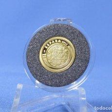 Monedas Juan Carlos I: ESPAÑA 20 EUROS 2012 HISTORIA MONEDA 1´24 GR ORO 999MM. Lote 135891154