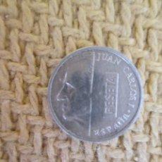 Monedas Juan Carlos I: ESPAÑA 1 PESETA 1999 S/C ( JUAN CARLOS I ) TAMAÑO PEQUEÑO. Lote 137237614