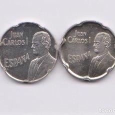 Monedas Juan Carlos I: MONEDAS - JUAN CARLOS I - 50 PESETAS 2 DE 1990 CON ERROR PANTOGRAFO - PG-486-7 (SC). Lote 137574654