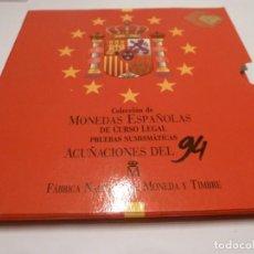 Monedas Juan Carlos I: ESTUCHE MONEDAS 1994 FNMT S/C. Lote 137808634