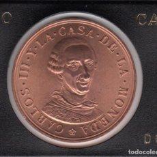Monedas Juan Carlos I: 1988 BICENTENERIO CARLOS II. Lote 138356486