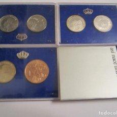 Monedas Juan Carlos I: PRUEBAS COMPLETAS DE LA MONEDA DE 500 PESETAS 1987. Lote 139099610